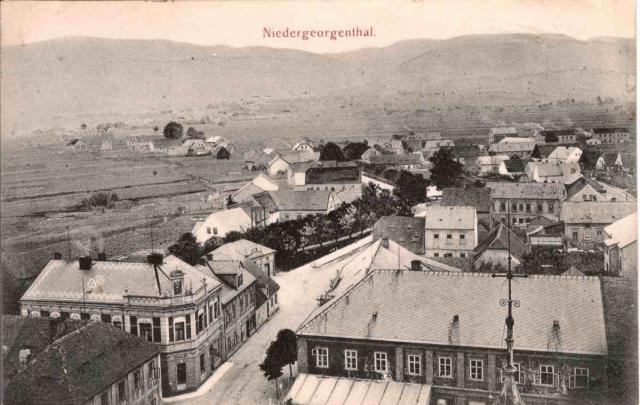 Dolní Jiřetín, foto: archiv autora