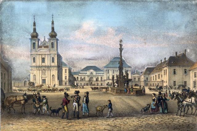 Starý Duchov, foto: Městské muzeum Duchcov