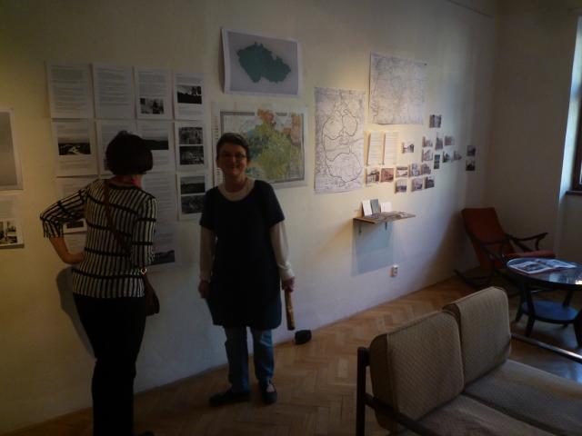 JIhlava, info room