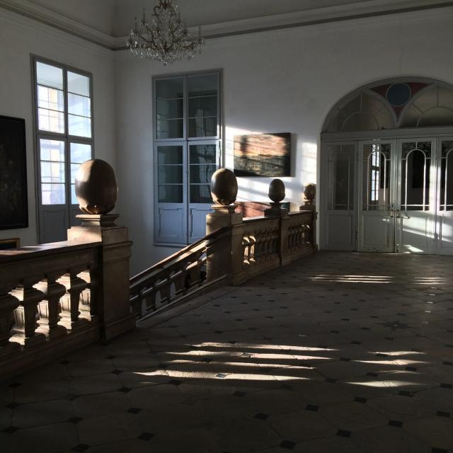 monastery interior, photo: Lloyd Dunn