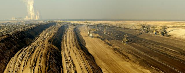 Open Pit Lignite Mine in Janschwalde, photo Ch.Huscha