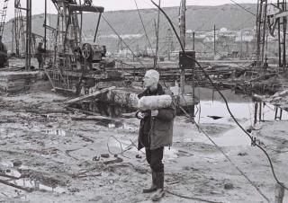 Peter Cusack, Baku