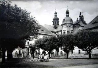 Klášter Osek, foto archiv