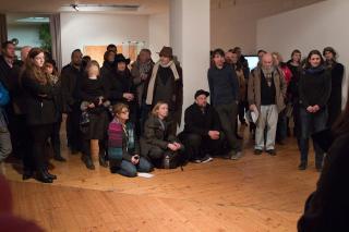 Opening, photo Dominik Žižka