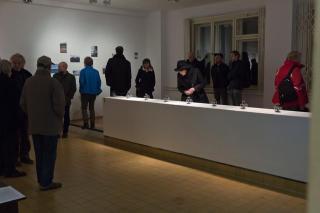 Robert Vlasák, Pásové dopravníky, galerie Ex Post, photo Dominik Žižka