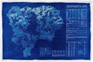 Lizard Exit Plan, map, 2016