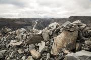 The Sydvaranger mine, Finnmark, photo: Iselin Lindstad, 2015