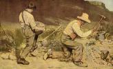 Gustave Courbet, Kameníci