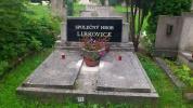 Libkovice graveyard