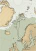 route der ersten deutsche arktisexpedition